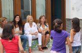 66 menores tutelados por la Comunidad Autónoma pasan sus vacaciones en residencias de San Pedro del Pinatar