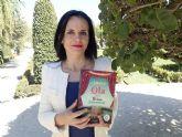 Gema Sánchez presenta mañana el la biblioteca del Puerto su libro 'Amapola ola en el reino elemental'
