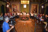 El Pleno aprueba iniciar el proceso para la construcción del museo que albergará el ´Mazarrón II´