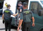 La Guardia Civil desmantela un grupo delictivo dedicado a robar en viviendas de la Huerta de Murcia