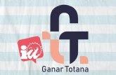 Ganar Totana: 'El PSOE Totana insiste en exigir soluciones al Equipo de Gobierno sobre competencias que corresponden al Gobierno Regional y que ya estaban en conocimiento de los responsables autonómicos'