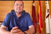 El alcalde de Totana asistirá a la reunión con la presidenta de ADIF y se opondrá rotundamente a la supresión del servicio de Cercanías en la Línea Murcia-Lorca-Águilas