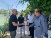 300 participantes de 50 equipos compiten en Murcia en el XXI Campeonato de España de Tenis en categoría alevín