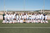 Abiertas las inscripciones en la escuela de fútbol de la Fundación Real Madrid