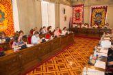 Mañana jueves habrá pleno en el Ayuntamiento de Cartagena