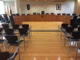El Pleno ordinario de septiembre aborda mañana la moci�n conjunta sobre la gesti�n integrada de los recursos h�dricos en Totana