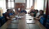 Se inician las reuniones de trabajo para la modificación de las ordenanzas de Vados y Ocupación de la Vía Pública con mesas y sillas