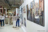 El Luzzy acoge una exposicion con los trabajos de alumnos de la academia Pinta con Vincent