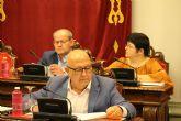 Cs Cartagena celebra la aprobación de su seis mociones en el Pleno ordinario de septiembre