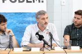 """Urralburu: """"En Podemos tenemos un proyecto de país para abordar el reto del agua"""""""