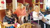 Familia amplía en 15 plazas la atención residencial para personas mayores en el Hogar de Betania de Murcia