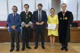 López Miras reclama la incorporación de más unidades judiciales en la Región y un aumento de los medios técnicos y humanos