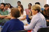 El Gobierno regional fomenta entre los estudiantes de la Universidad de Murcia la transparencia y la participación