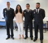 Los agentes de la Policía Local superan satisfactoriamente el curso selectivo de formación con 276 horas y prácticas de tiro