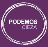 Comunicado de Podemos-Cieza tras los últimos acontecimientos políticos que han convulsionado la vida interna de Podemos en la Región