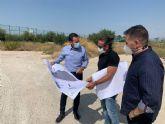 El nuevo parking público 'La Rueda' de La Alberca tendrá una capacidad de 212 plazas