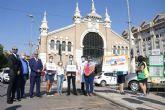 El Mercado de Verónicas protagoniza el cupón de la ONCE del próximo 4 de octubre