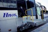 La Junta de Gobierno solicita a Adif un servicio de autobuses adaptado a las personas con movilidad reducida