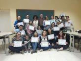 Finaliza uno de los cursos de lengua se signos en Moratalla