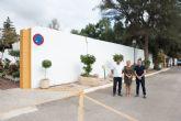 La recuperación del vivero municipal mejora e incrementa los cuidados en los camposantos de Mazarrón y Puerto