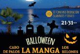 Los escaparates de La Manga, Cabo de Palos y localidades del Mar Menor compiten por el premio a la mejor decoracion de Halloween