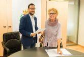 Cultura subvenciona con 115 mil euros al Teatro Circo Apolo de El Algar para mantener una programacion estable durante los proximos tres años