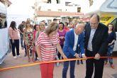 La 'IV Plaza del Comercio' abre sus puertas en el Centro de Jóvenes Artistas