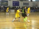 Zambú CFS Pinatar mereció más frente a Silver Novanca (3-4)