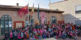La AECC de Campos del Río reúne a más 300 participantes en la III Marcha Solidaria 'Camina Con Esperanza'