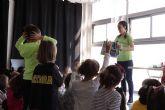 Talleres infantiles de cuentos con valores en las pedanías para celebrar el 25 de noviembre