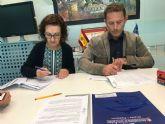 Ayuntamiento y PROMETEO renuevan convenio de colaboración