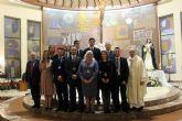 Toma de posesión de la nueva presidenta y junta de gobierno de La Cofradía del Santísimo Cristo de la Fe