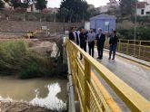Un nuevo puente en Ulea mejorará los accesos y la seguridad vial en el Valle de Ricote