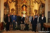 La Fundación La Santa celebró los 375 años que Santa Eulalia es patrona de Totana