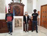 Los lorquinos Juan y Pedro Poveda presentan la producción de su documental, ´El siglo de Galdós´, que se estrenará en los cines ACEC Almenara el próximo viernes, 30 de octubre