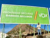 """""""Fronteras seguras, barrios seguros"""": VOX Murcia refuerza su mensaje contra la inmigración ilegal"""