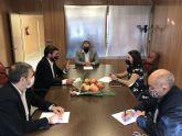 El Gobierno regional y el valenciano refuerzan su unión en la defensa del trasvase Tajo-Segura y los regantes del Levante