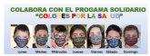"""""""Colores por la salud"""", el programa solidario que protege a la comunidad escolar frente al COVID-19"""