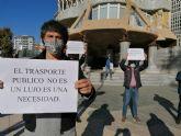 CCOO, UGT y USO siguen denunciando que los trabajadores de Latbus siguen abandonados