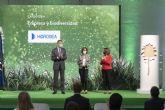 El Rey Felipe VI entrega a Hidrogea el accésit de los Premios Europeos de Medio Ambiente