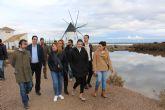 La Comunidad mejorará el entorno natural de las Salinas de San Pedro con iniciativas sostenibles