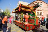 Festejos abre el plazo de inscripción para participar en el desfile de carrozas