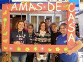 La I Feria de Asociaciones de El Algar se cierra con la participacion de una docena de colectivos