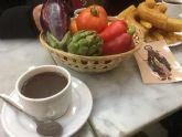 Visita de la Cofradía de San Ginés de la Jara - Chocolatería de San Ginés