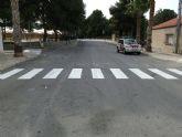 El Ayuntamiento de Cieza rehabilita más de 3600 metros cuadrados de pasos de peatones