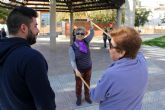 Puerto Lumbreras fomenta el ejercicio físico en parques biosaludables