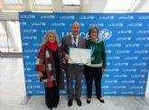 Alcantarilla recibe su reconocimiento como Ciudad Amiga de la Infancia para el periodo 2018-2022