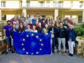 Jóvenes europeos se reúnen en Canteras en el marco del programa Ready, Steady...Actívate!