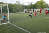 Publicados los horarios de la sexta jornada de la Liga Comarcal de Fútbol Base