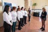 Finaliza el curso de Camarero de Banquetes de la ADLE